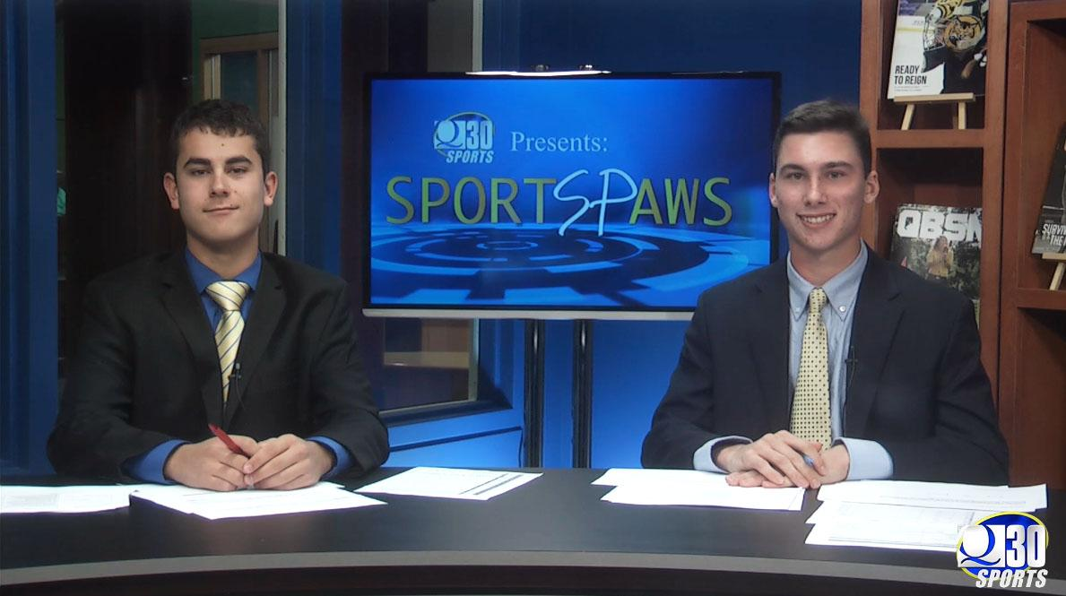Sports Paws: 10/26/15