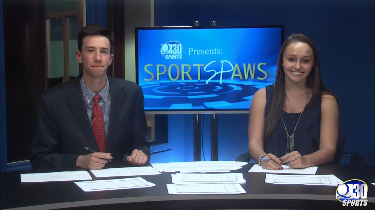 Sports Paws: 10/12/15