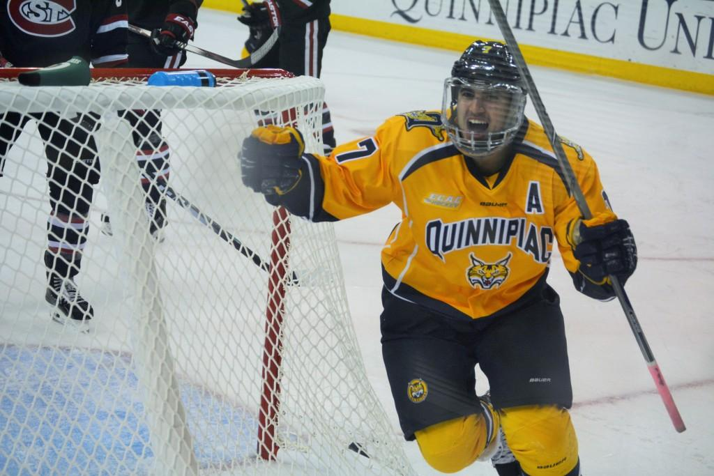 Quinnipiacs power play has been a difference maker this season