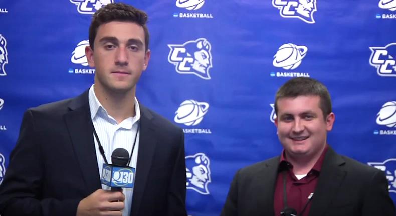 The Rebound: Quinnipiac men's basketball suffers opening night loss