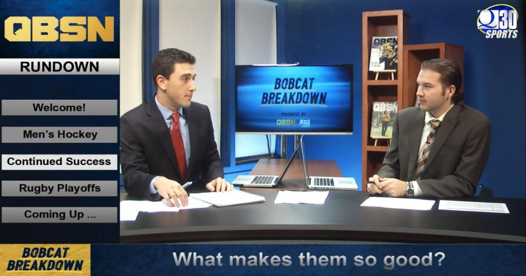 QBSN Presents: Bobcat Breakdown- 11/14/15