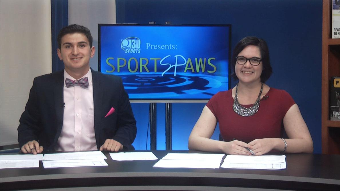 Sports Paws: 11/2/15