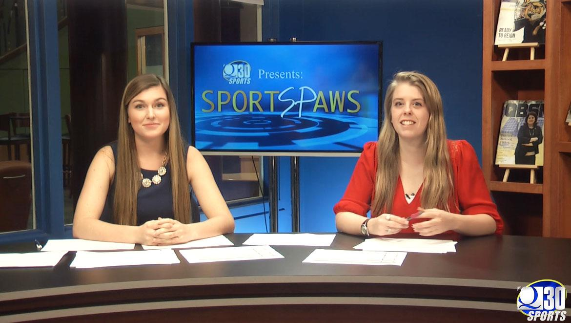 Sports Paws: 11/9/15