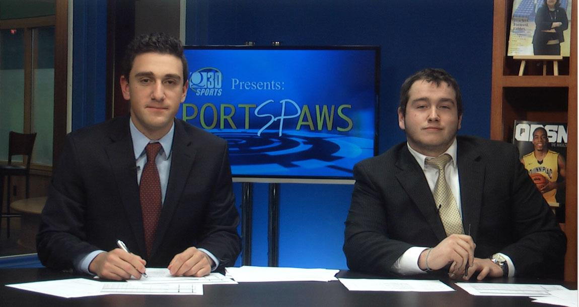 Sports Paws: 11/16/15