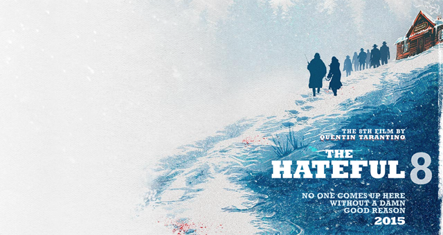"Q30 Entertainment Review: ""The Hateful Eight"""