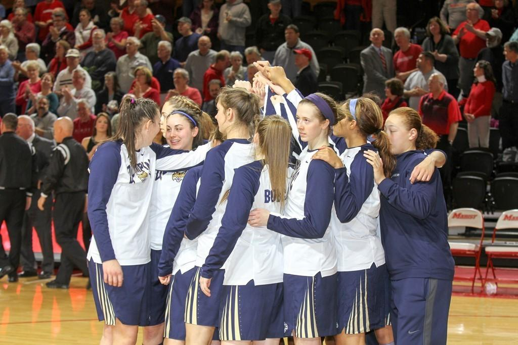 Shooting woes continue to plague Quinnipiac as it falls to Monmouth 63-60