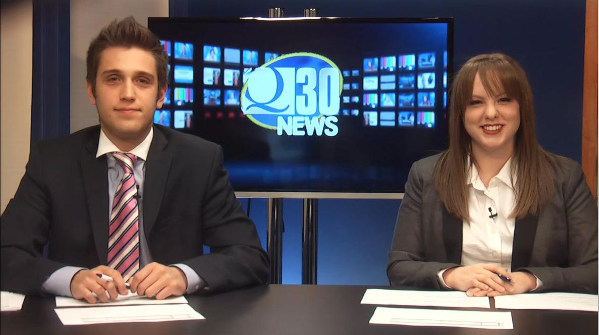 Q30 Newscast: 2/18/16