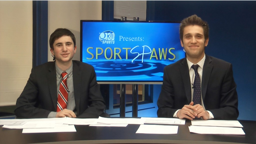 Sports Paws: 2/22/16