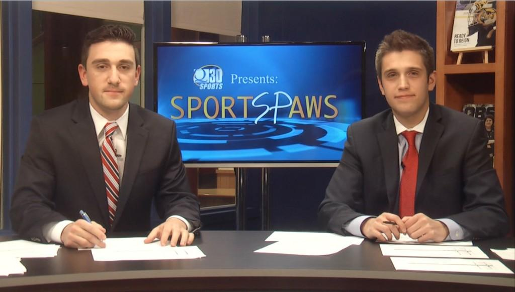 Sports Paws: 2/1/16