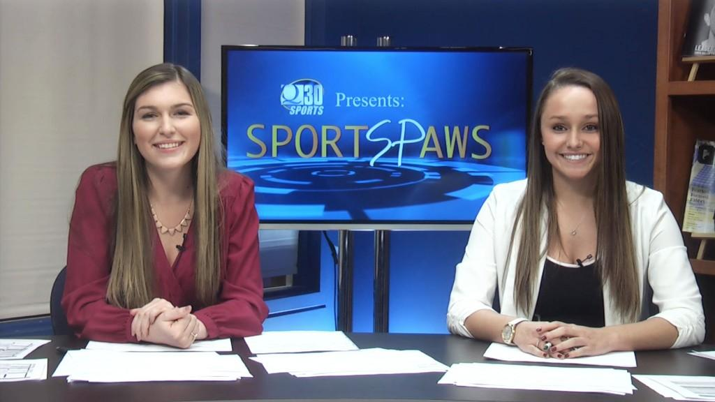 Sports Paws: 2/8/16