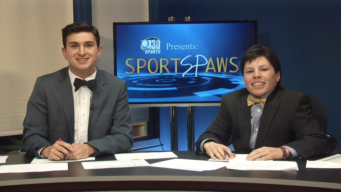 Sports Paws: 2/15/16