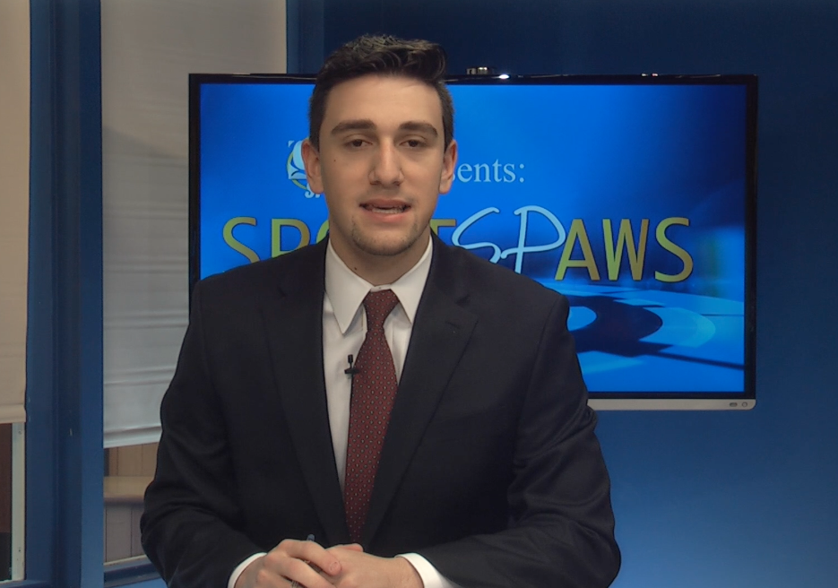 Sports Paws: 3/23/16
