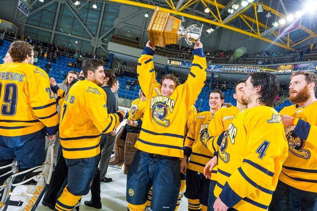 Quinnipiac heads into the ECAC semifinals more equipped than ever to lift the Whitelaw Cup