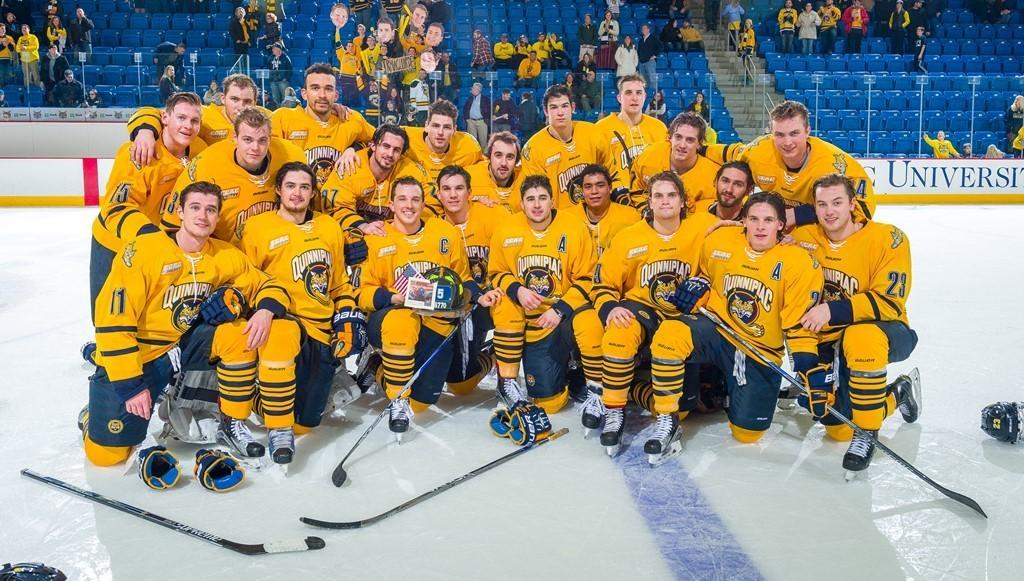 From top to bottom, Quinnipiac's offense is rolling