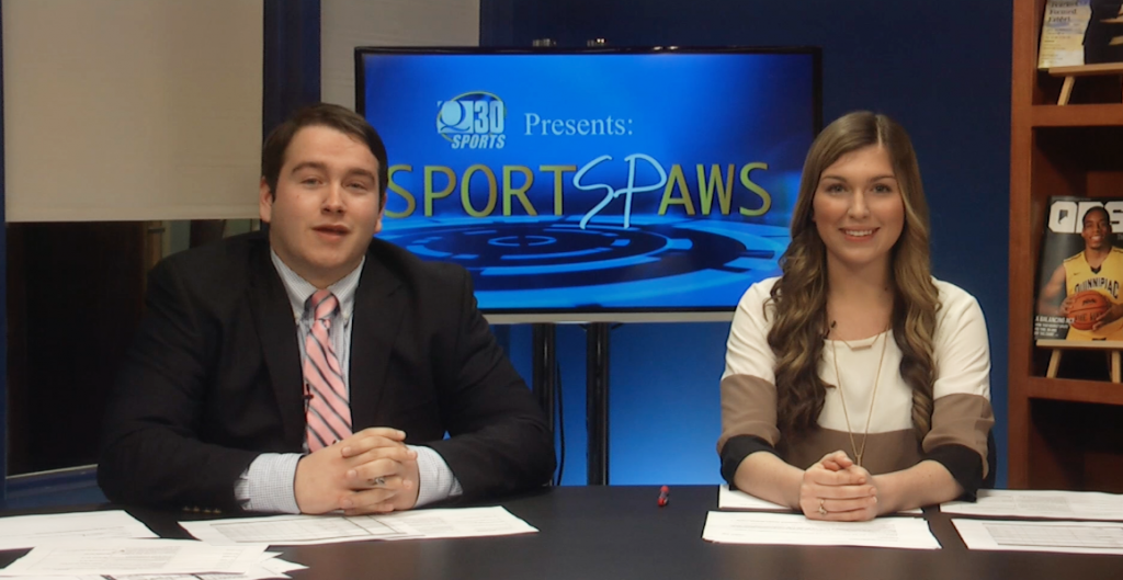 Sports Paws: 3/7/16
