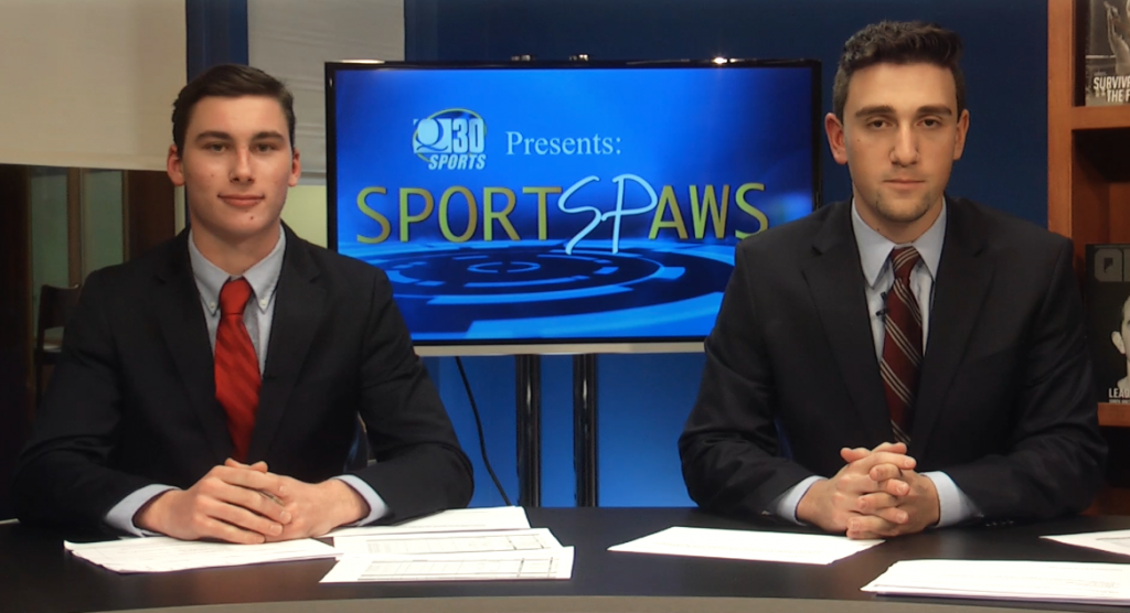 Sports Paws: 2/29/16