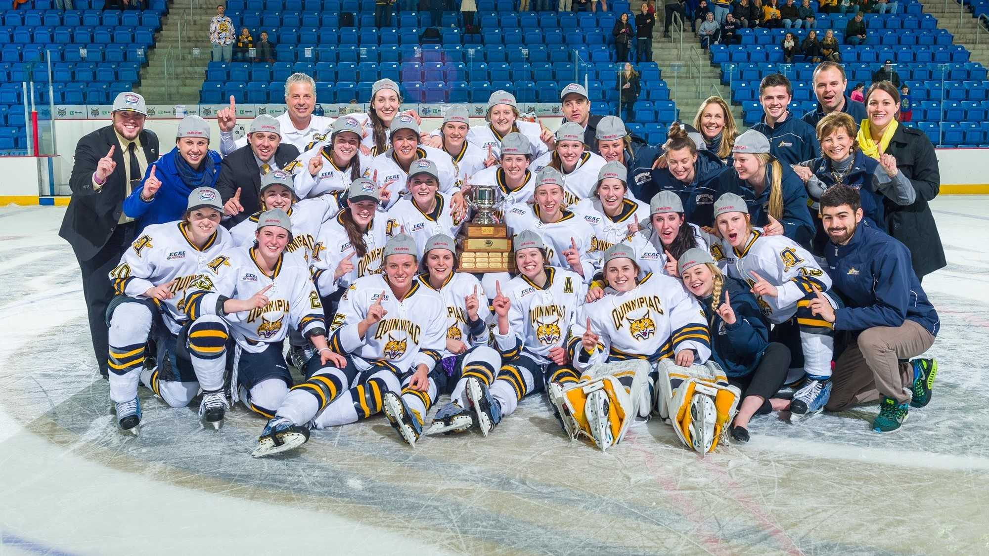 Brown's goal guides Bobcats to title