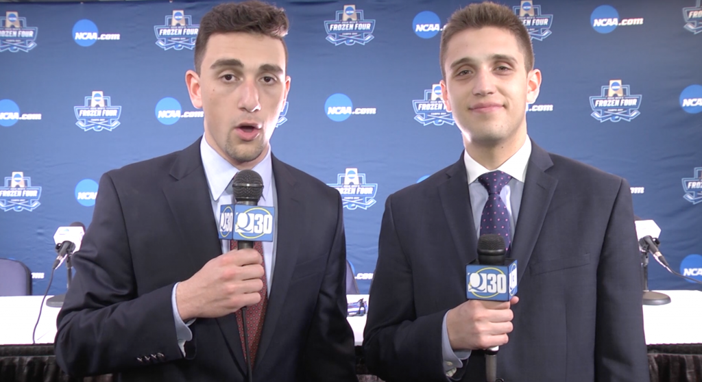The Rebound: Quinnipiac on to the National Championship game
