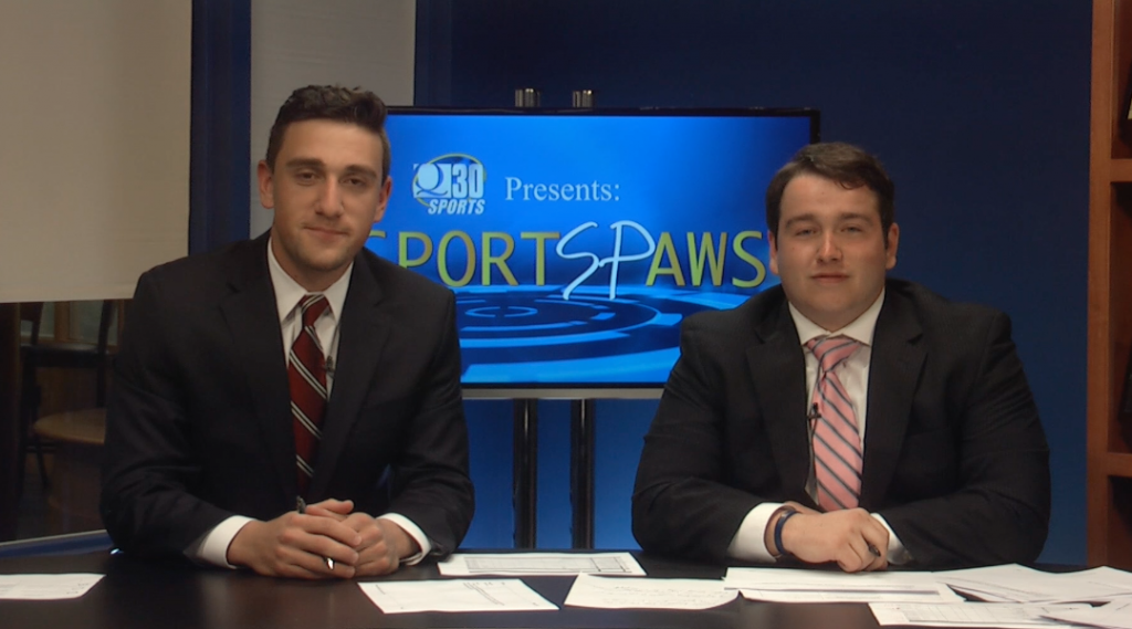 Sports Paws: 4/18/16