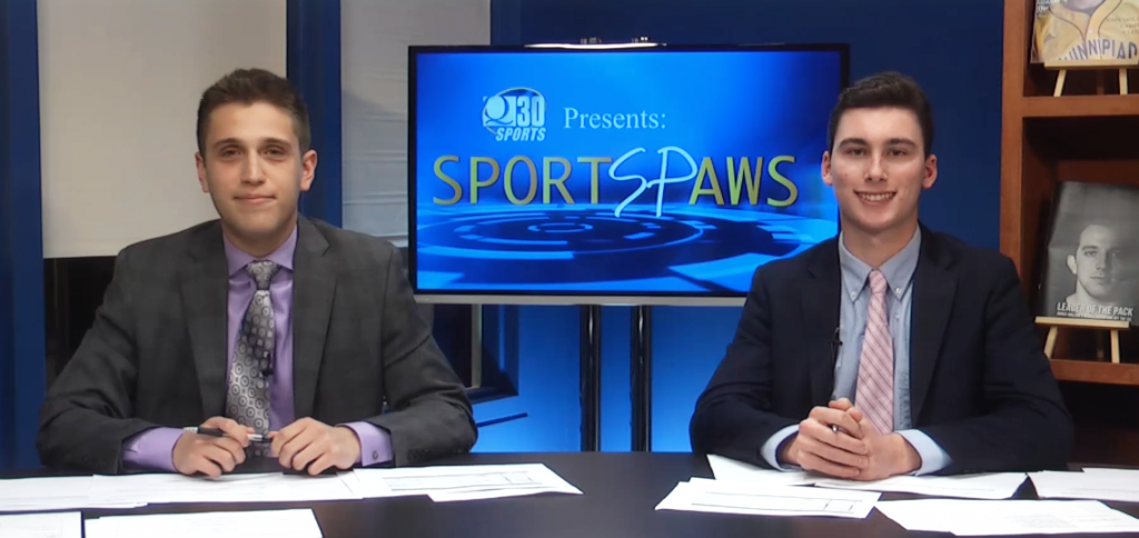 Sports Paws: 4/11/16