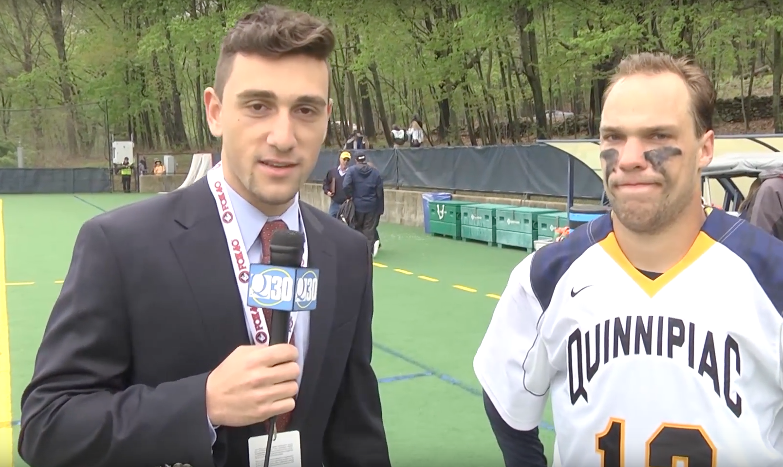 Rapid Reaction: Quinnipiac men's lacrosse wins first MAAC championship