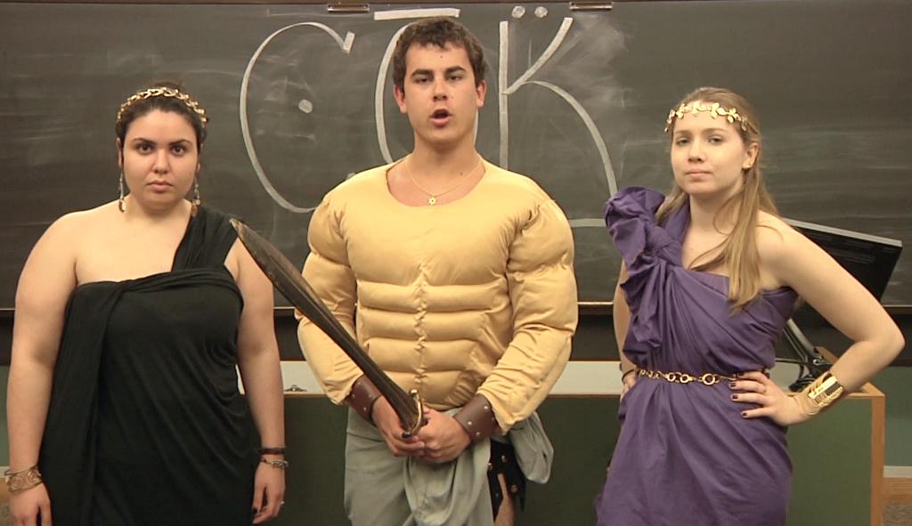 TBT: Quinnipiac Tonights Roman Life