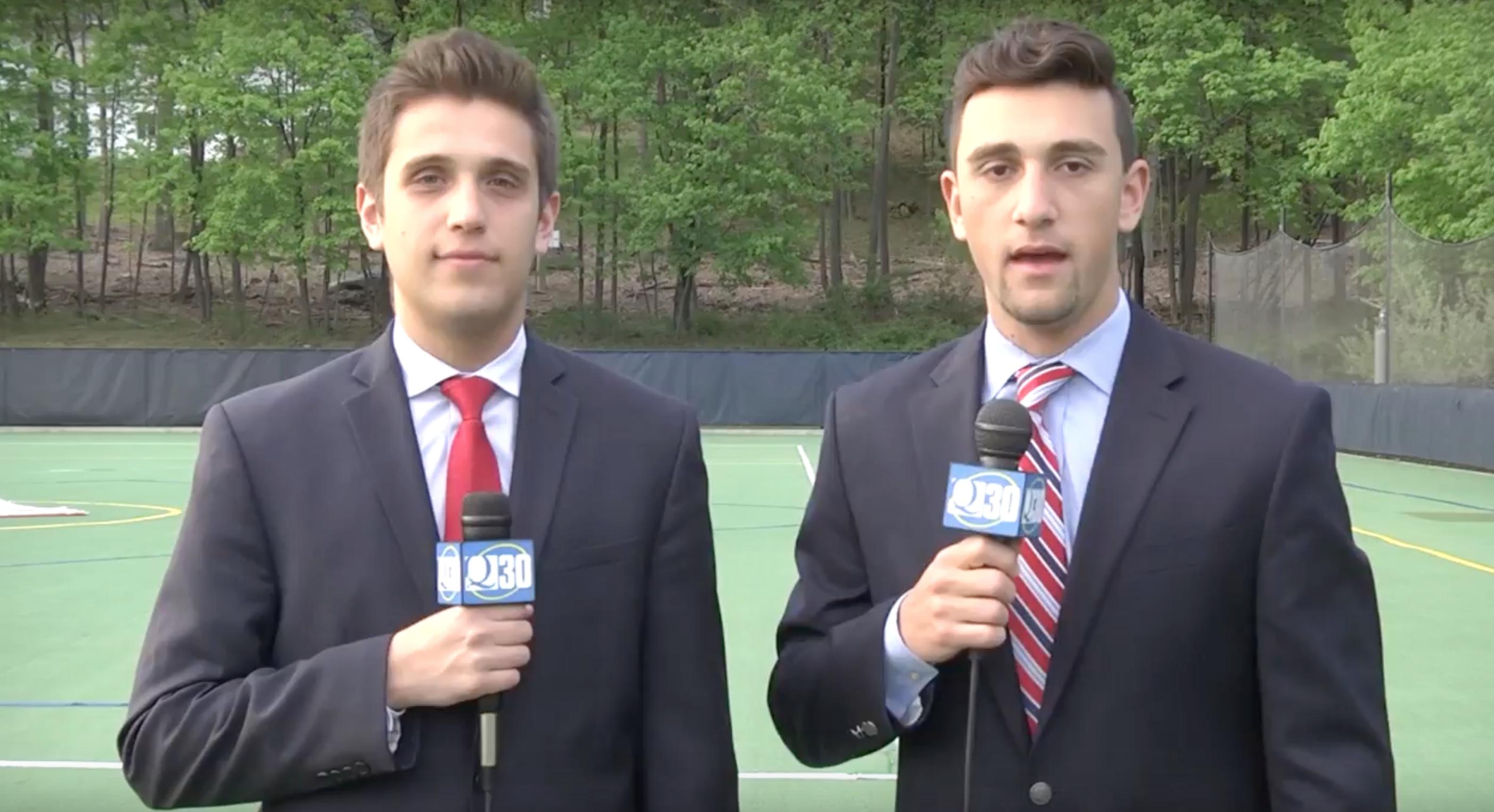 The Rebound: Quinnipiac men's lacrosse knocks off Hartford in NCAA Tournament