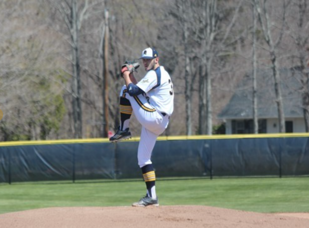 Quinnipiacs Thomas Jankins drafted by the Milwuakee Brewers in 13th round