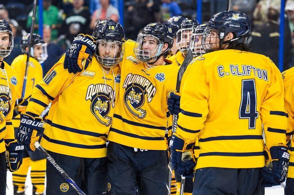 Quinnipiac men's ice hockey releases 2016-2017 schedule