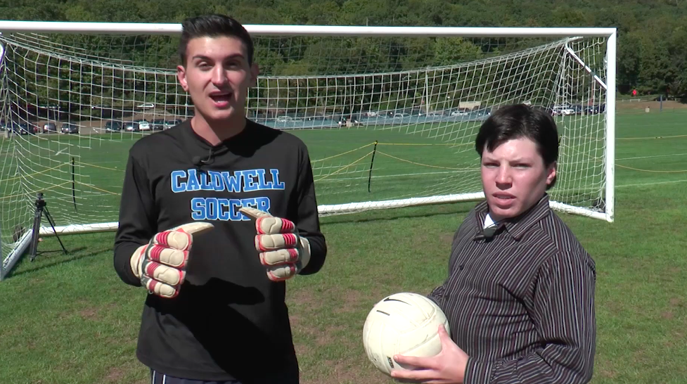 Q30 Sports Special: Between the Pipes