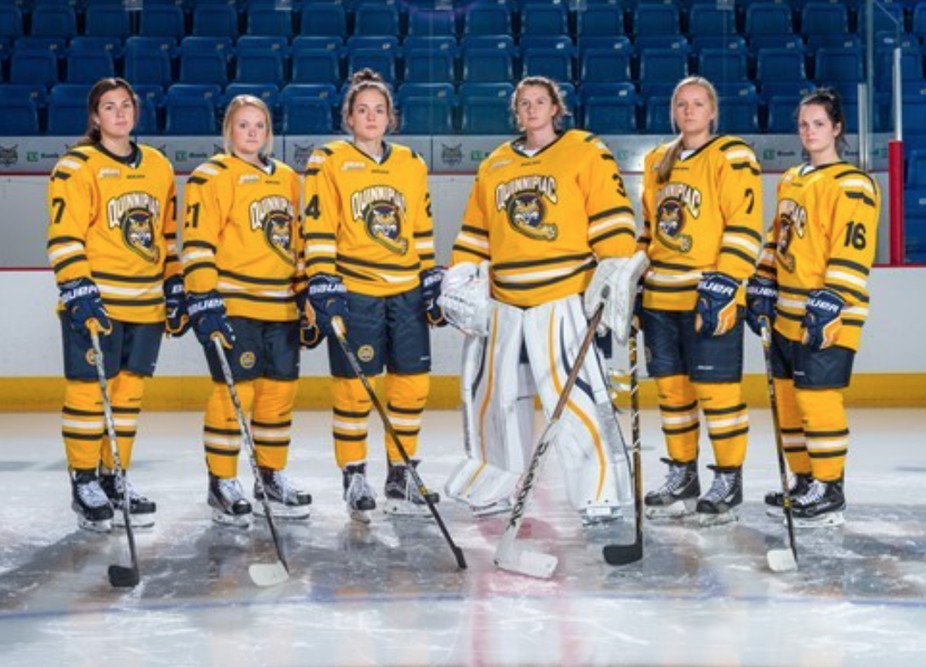Meet the freshman: The new faces of the 2016-2017 Quinnipiac women's ice hockey team