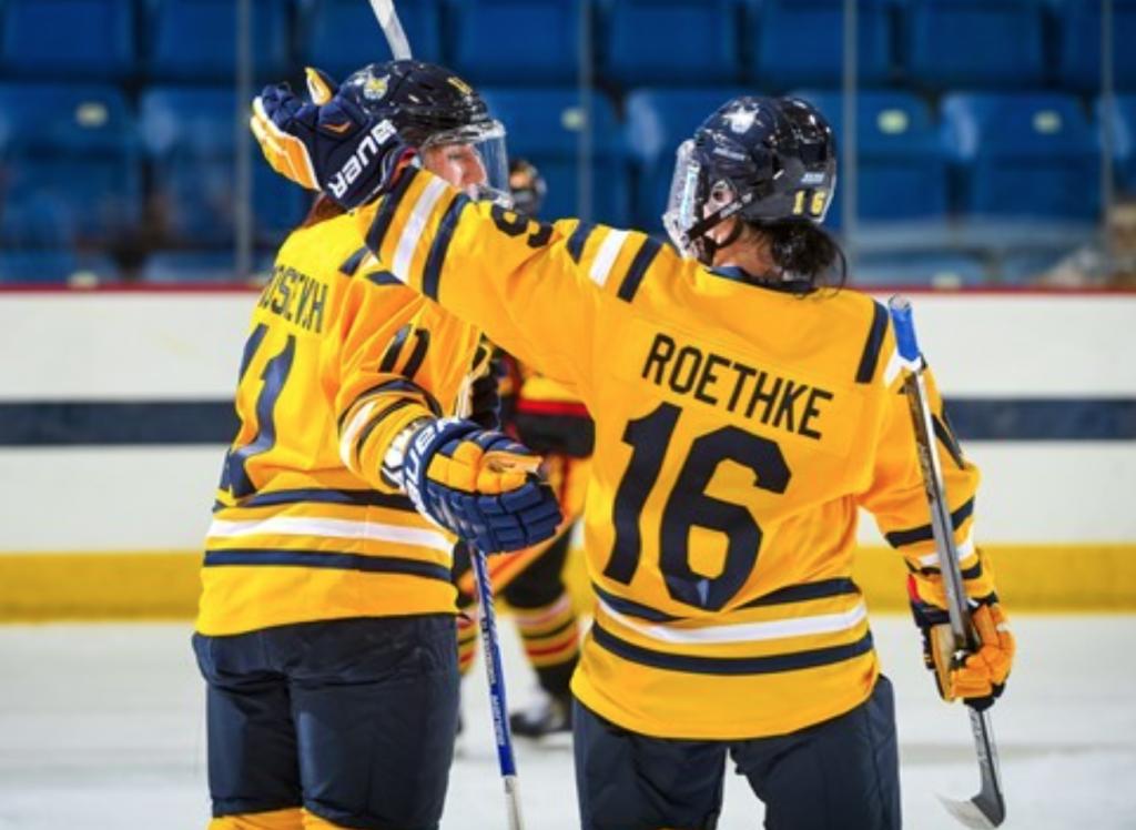 Quinnipiac womens ice hockey blanks UConn 3-0 in Storrs