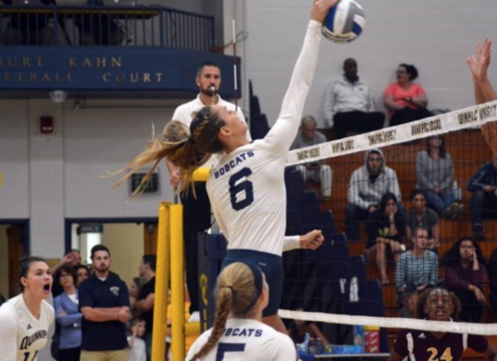 Quinnipiac volleyball drops second straight, falls to Fairfield 3-0