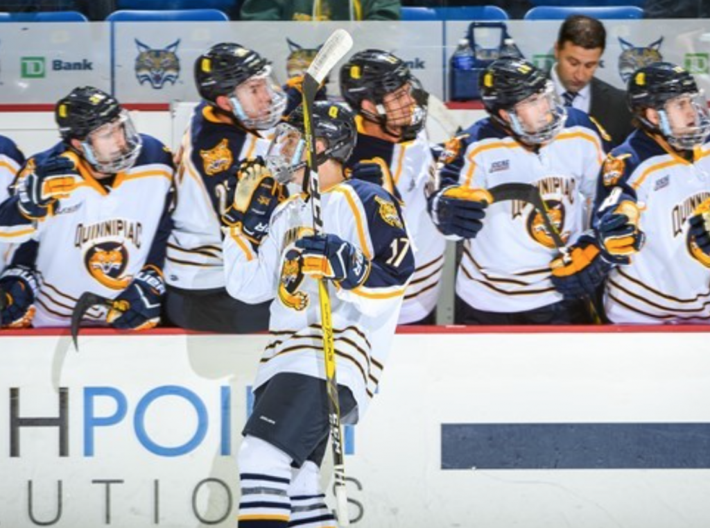 First weekend down: What the Quinnipiac mens ice hockey team learned