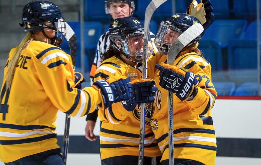 Womens ice hockey series preview: Quinnipiac vs. Mercyhurst
