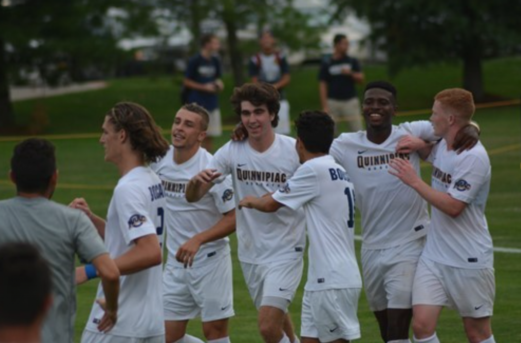 Quinnipiac mens soccers 3-1 win over Monmouth comes at costly price