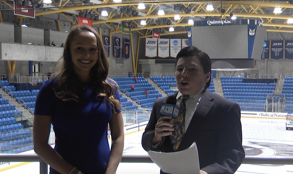 The Rebound: Quinnipiac mens ice hockey earns first weekend sweep of the season