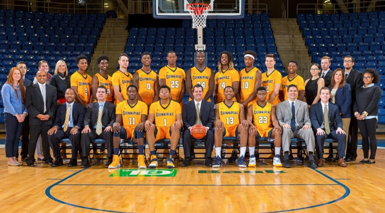 Quinnipiac mens basketball 2016-17 primer