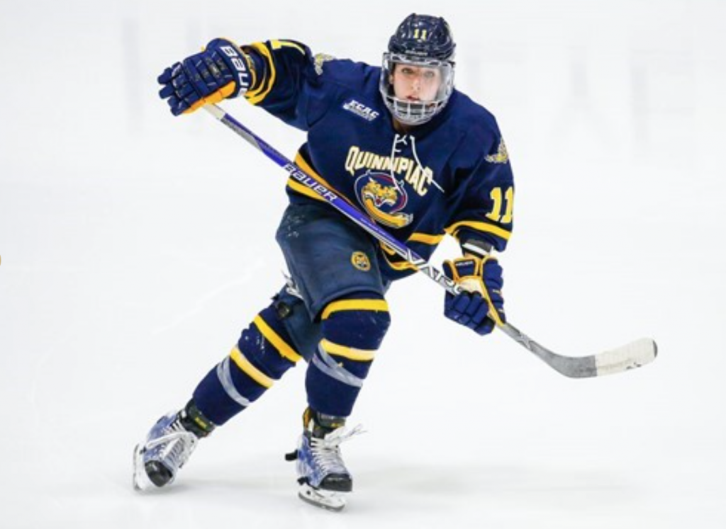 Quinnipiac fights back from three goal deficit to tie Cornell 3-3