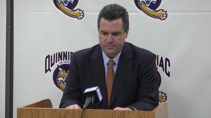 Breaking: Quinnipiac men's basketball coach Tom Moore has been fired after 10 seasons