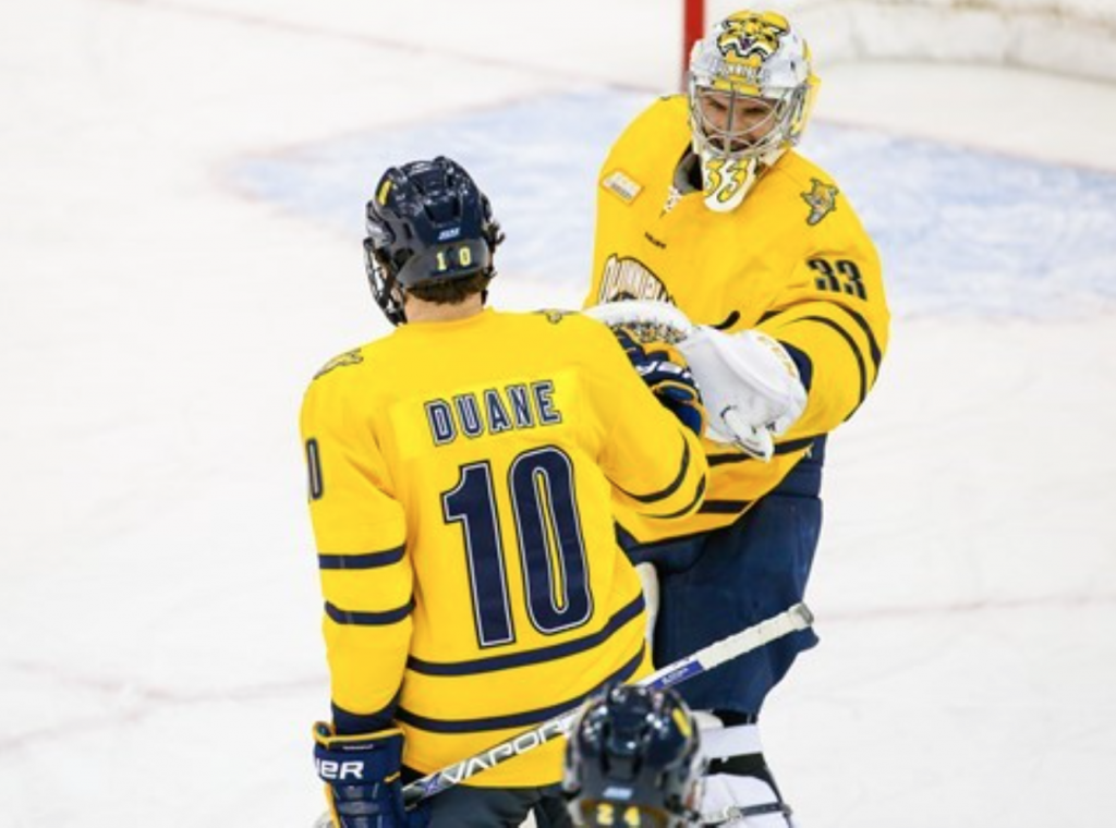 Quinnipiac gets swept by Princeton in home-and-home series