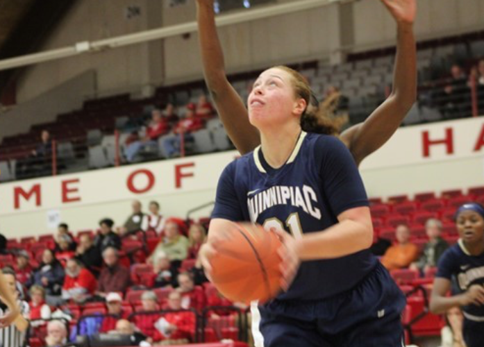 Fay's road to becoming a Quinnipiac standout