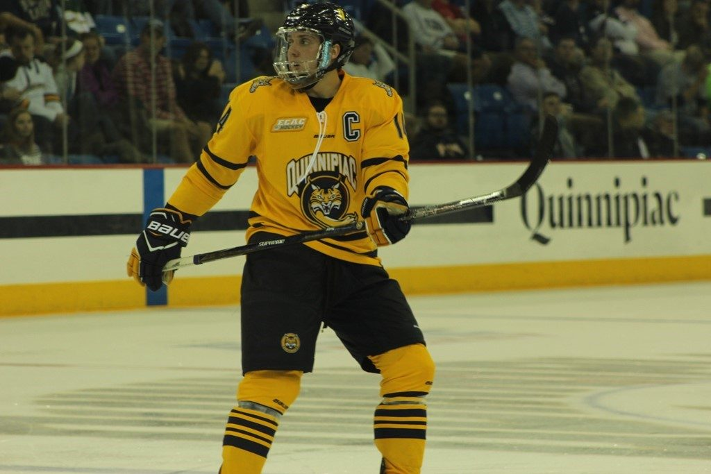 Union Outscores Quinnipiac 5-2 Despite Getting Outshot 54-17