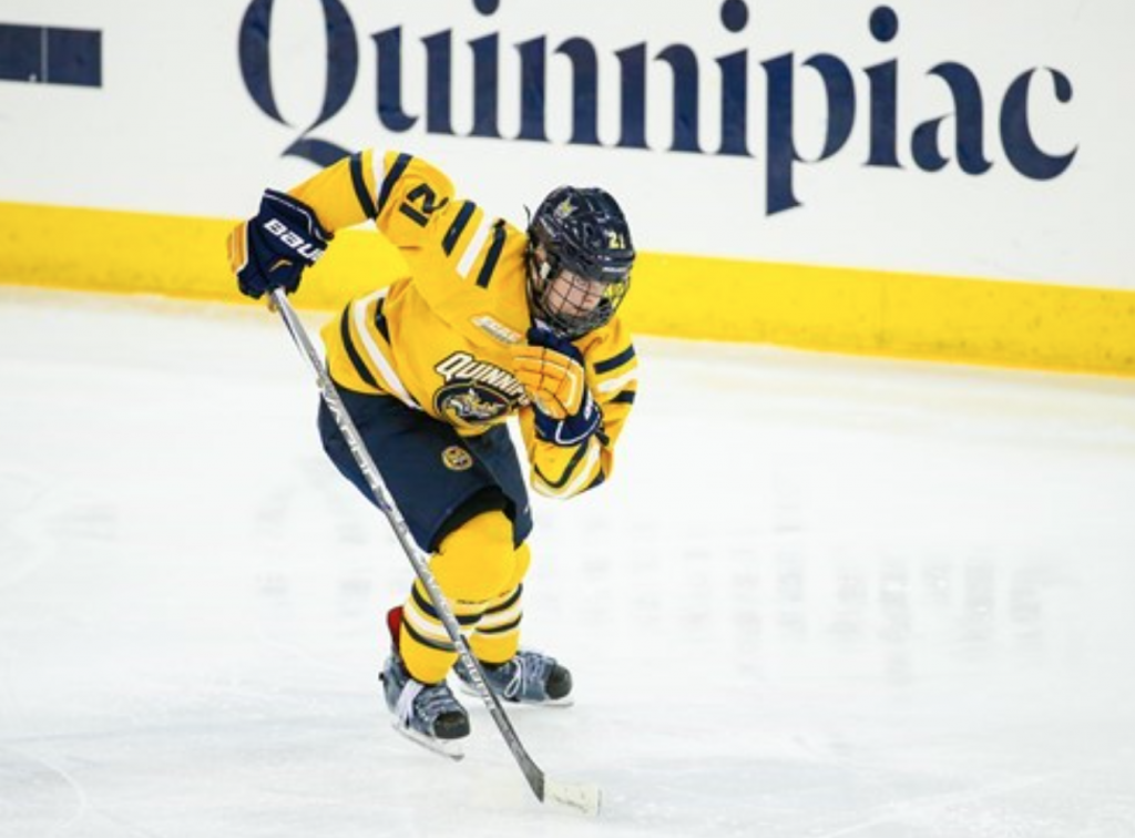 Deja vu for Quinnipiac as it ties Merrimack for the second time this season