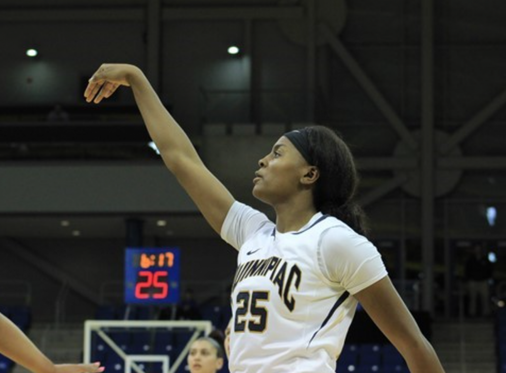 Quinnipiac faces tough task in Rider, could decide first place in the MAAC