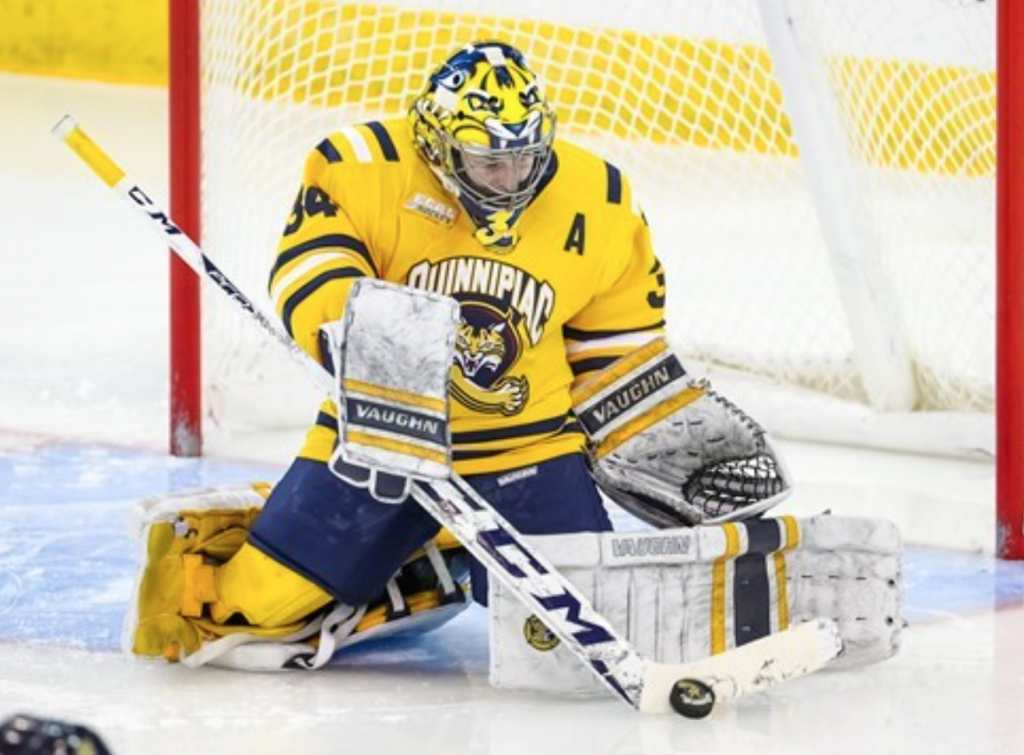 Rossman On the Verge of History as Quinnipiac downs RPI, 5-0