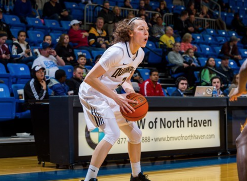 Adily Martucci not satisfied, hunting for the MAAC Tournament title in senior season
