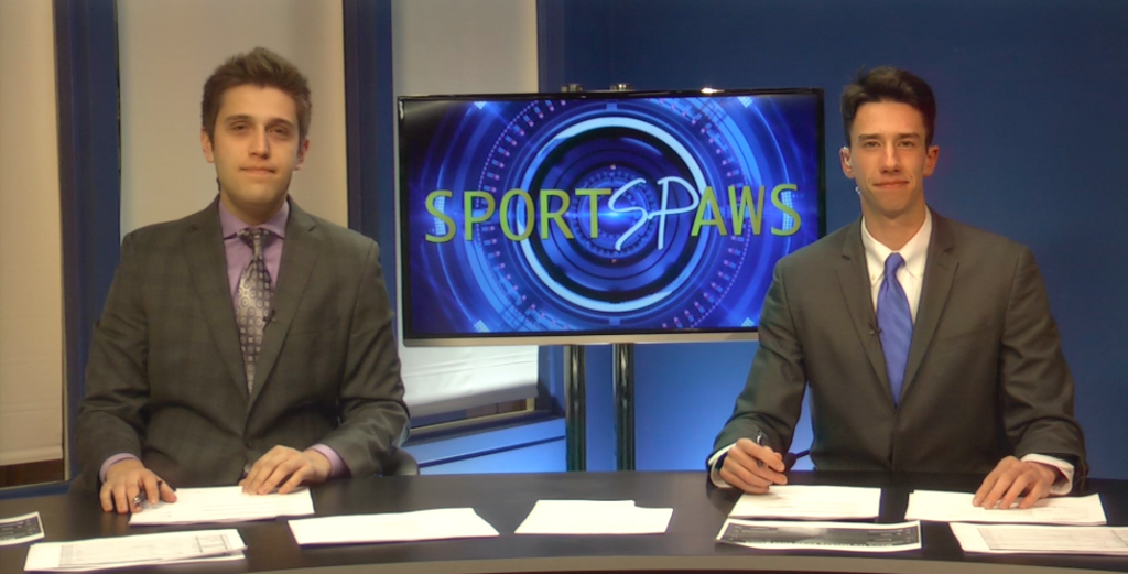 Sports Paws: 2/27/17