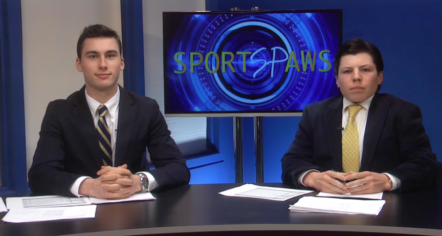 Sports Paws: 03/07/17