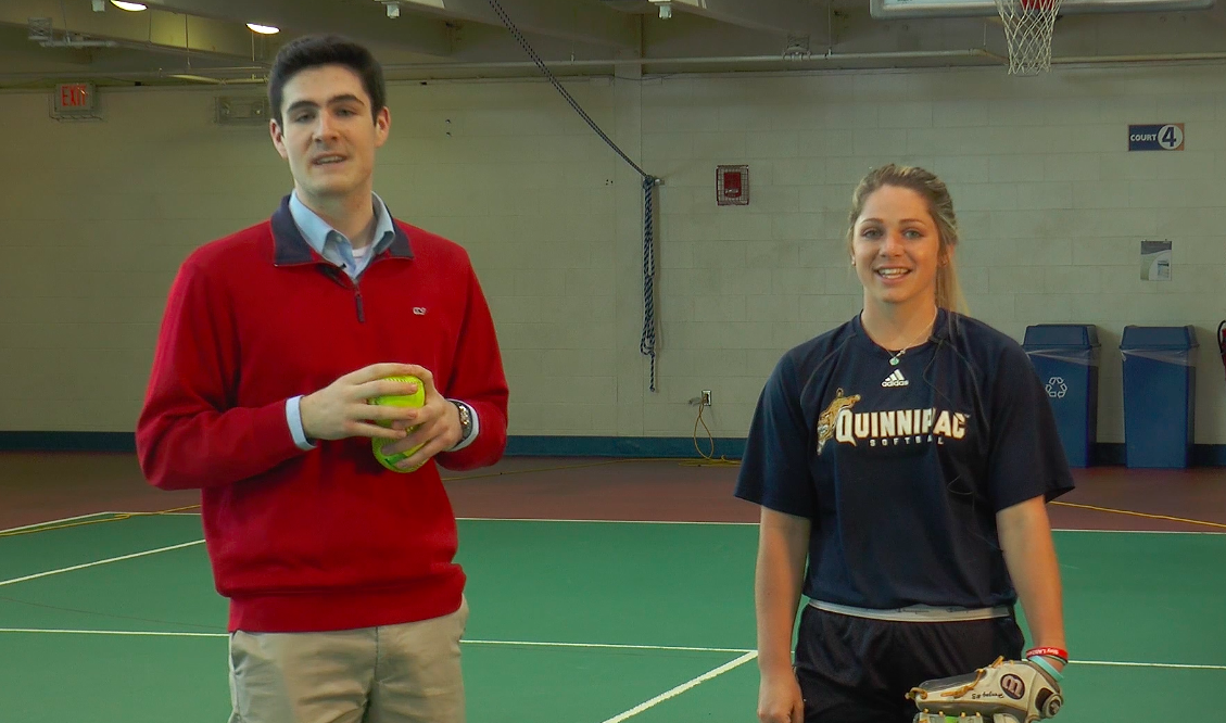 Q30 Sports Presents: Softball Pitching Tutorial with Casey Herzog